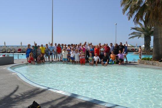 Hotel Roc Golf Trinidad: En grupo