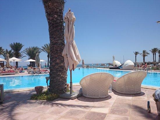 SENSIMAR Scheherazade: the pool