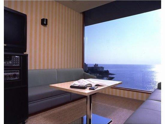 Resort Hotel Laforet Nankishirahama: 11階にあるカラオケルーム