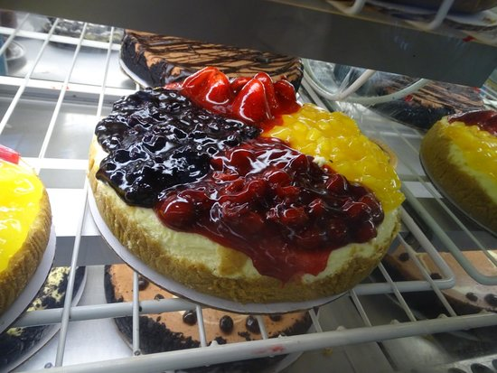 Eileen's Special Cheesecake: Cheesecake grande