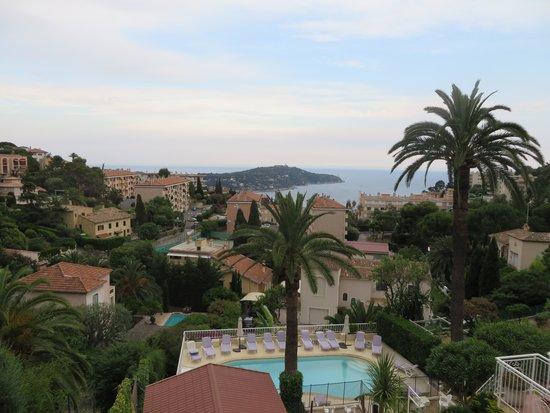 Hotel La Fiancee du Pirate: Room view!!!