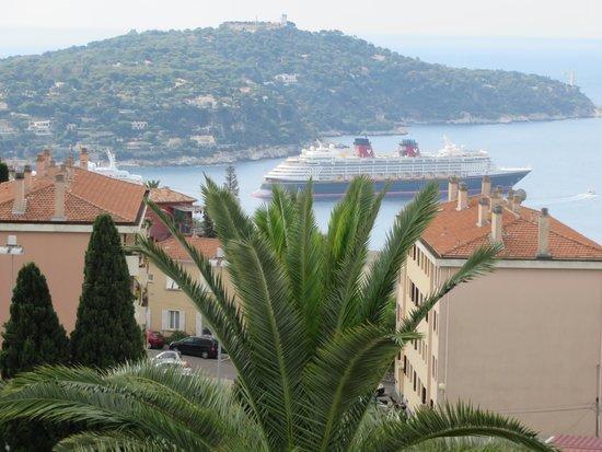 Hotel La Fiancee du Pirate: Room view.