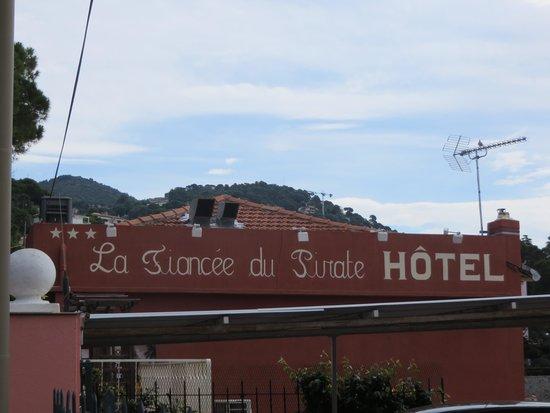 Hotel La Fiancee du Pirate: Hotel
