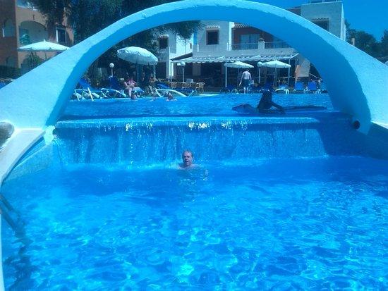 HSM Club Torre Blanca: aqua magica