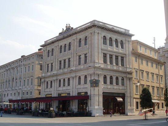 Grand Hotel Duchi D'Aosta: HOTEL DI GIORNO