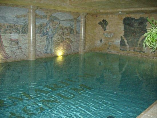 Grand Hotel Duchi D'Aosta : PISCINA 2