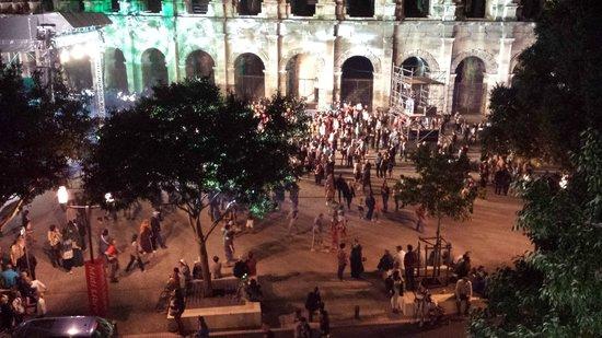 Appart'Hôtel Odalys Le Cheval Blanc : The Feria 2014 !