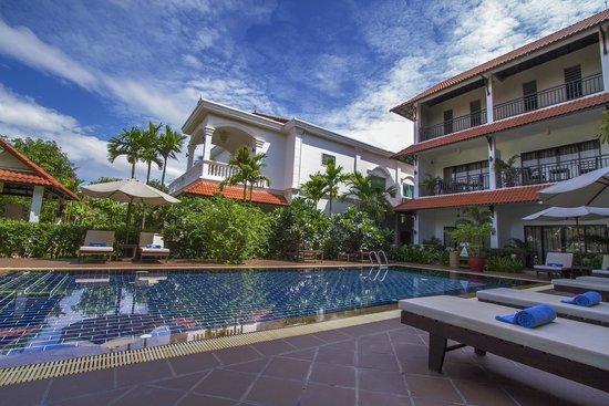 Kiri Boutique Hotel: Pool