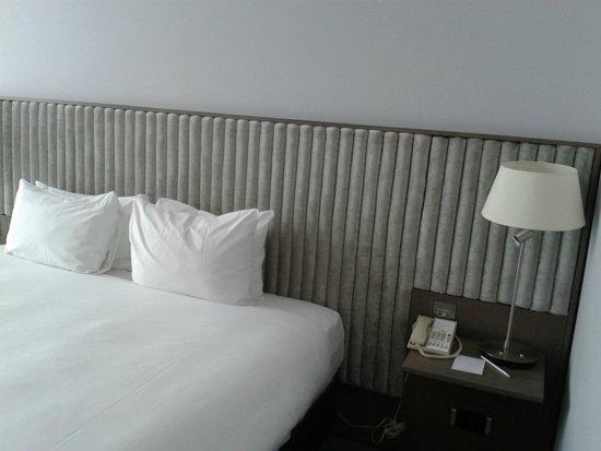 The Spencer Hotel Dublin IFSC : The bed that is nice to sleep
