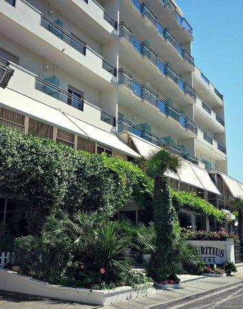 Hotel Mauritius: Esterno