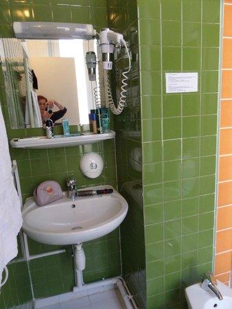 Hotel Agora : bathroom