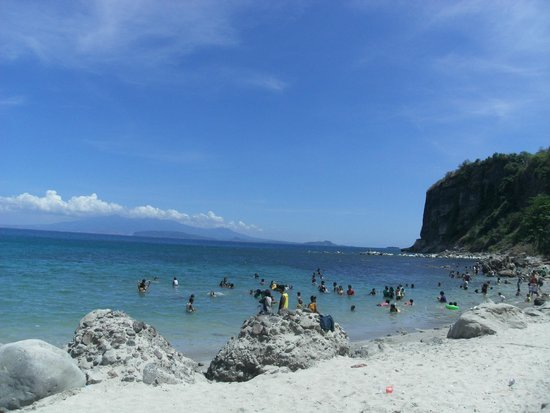 Marine Base Ternate Beach