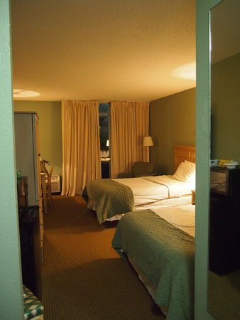 Floridian Express Hotel: Hotel Room