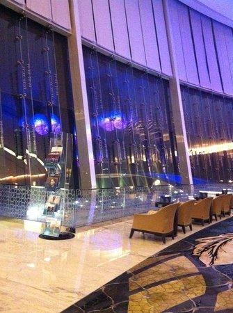 Jumeirah at Etihad Towers: Hall