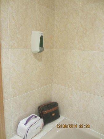 Hostal Toledo: baño
