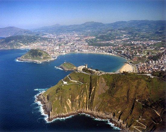 Mercure Monte Igueldo: Vista emplazamiento