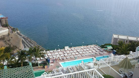 Hotel Altamar: View from observation area