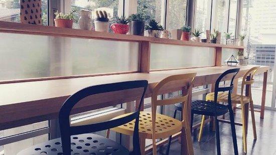 Lemontea Hotel: Breakfast Area