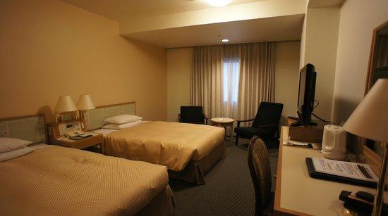 Toyama Excel Hotel Tokyu: モデレートエクセルツイン