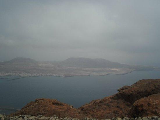 Mirador del Río: Isla Graciosa