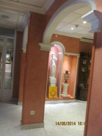 Hostal Toledo: entrada