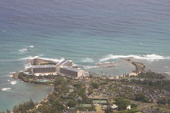Blue Hawaiian Helicopters - Oahu: Stunning views