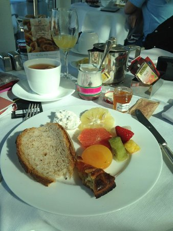 Rome Marriott Grand Hotel Flora : Desayuno 2