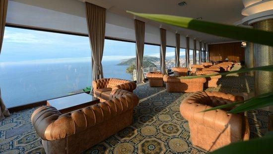Mercure Monte Igueldo: Salón social