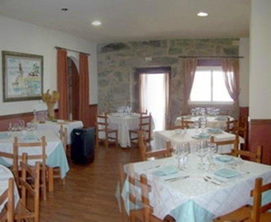 Samieira, Spanien: Dinning room