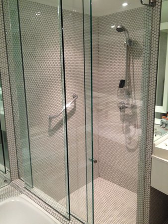 Pullman Bangkok Hotel G: Shower room