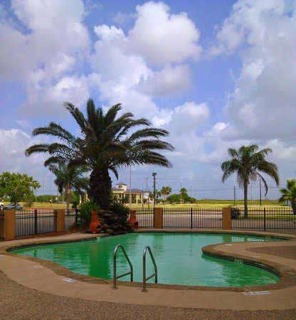 Best Western Port Lavaca Inn: Pool area
