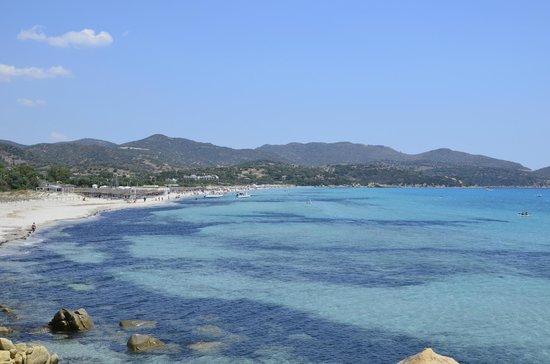 Hotel Sa Suergia: Spiaggia  Simius