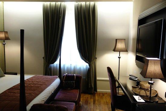Hotel Milano: Room