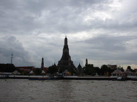 Chao Phraya River: ワットアルン