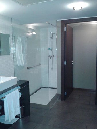 Mas Albereda: With an enormous bathroom