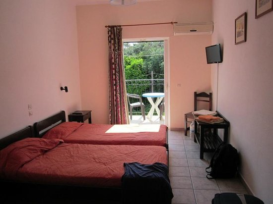 Antigoni Apartments: Room