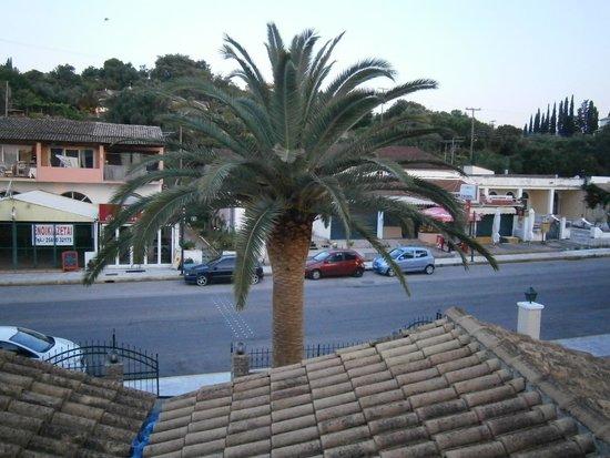 Hotel Magna Graecia: Vue sur mer ha ha ha