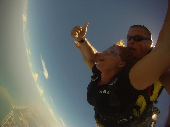 Skydive South Padre Island: awesome