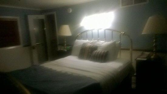 Delta King: Comfy bed