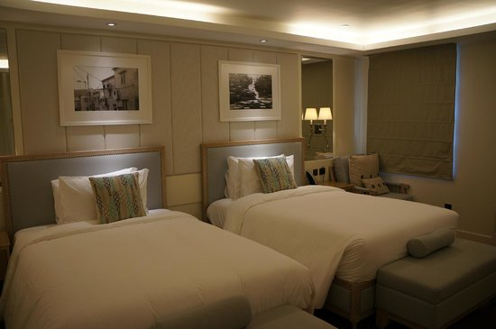 Tai O Heritage Hotel: Twin room