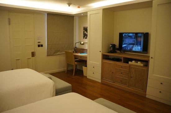Tai O Heritage Hotel: Spacious room