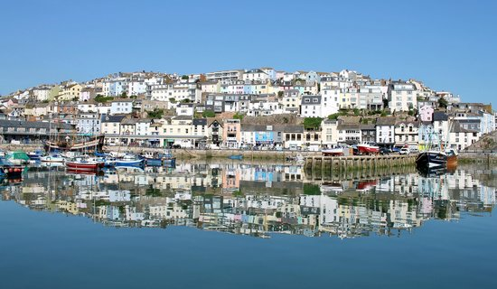 Harbour View: Lovely Brixham