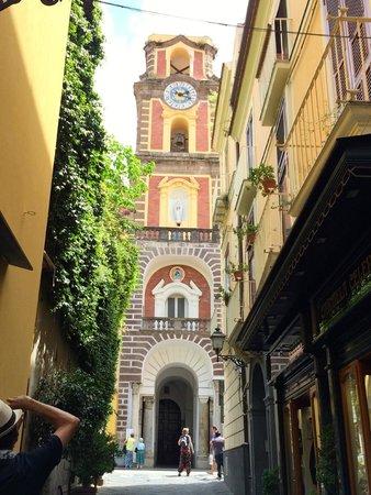 Palazzo Montefusco Sorrento: Historic Sorrento