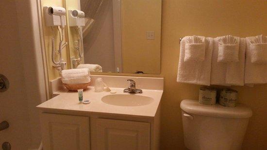 Paradise Resort : Bathroom