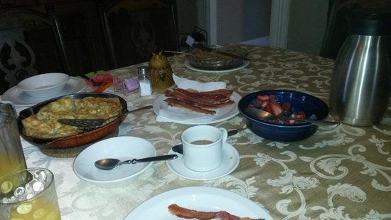 Old Parsonage Guest House: Great breakfast