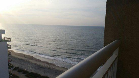 Paradise Resort : Partial ocean view, rm1501