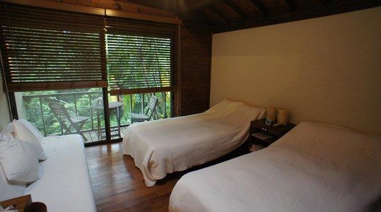 Nilaina Resort : スタンダード(バスタブなし)の客室
