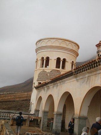 Cofete, Spain: Balkon