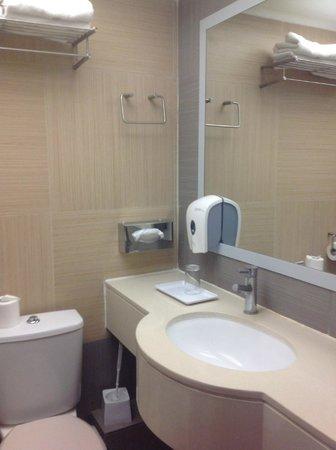 Blue Bay Hotel & Spa: Ванная комната