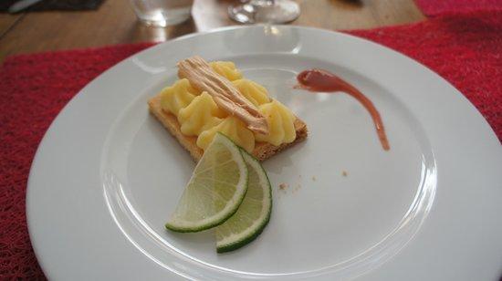 Aux Saveurs de Marsilly : tarte au citron